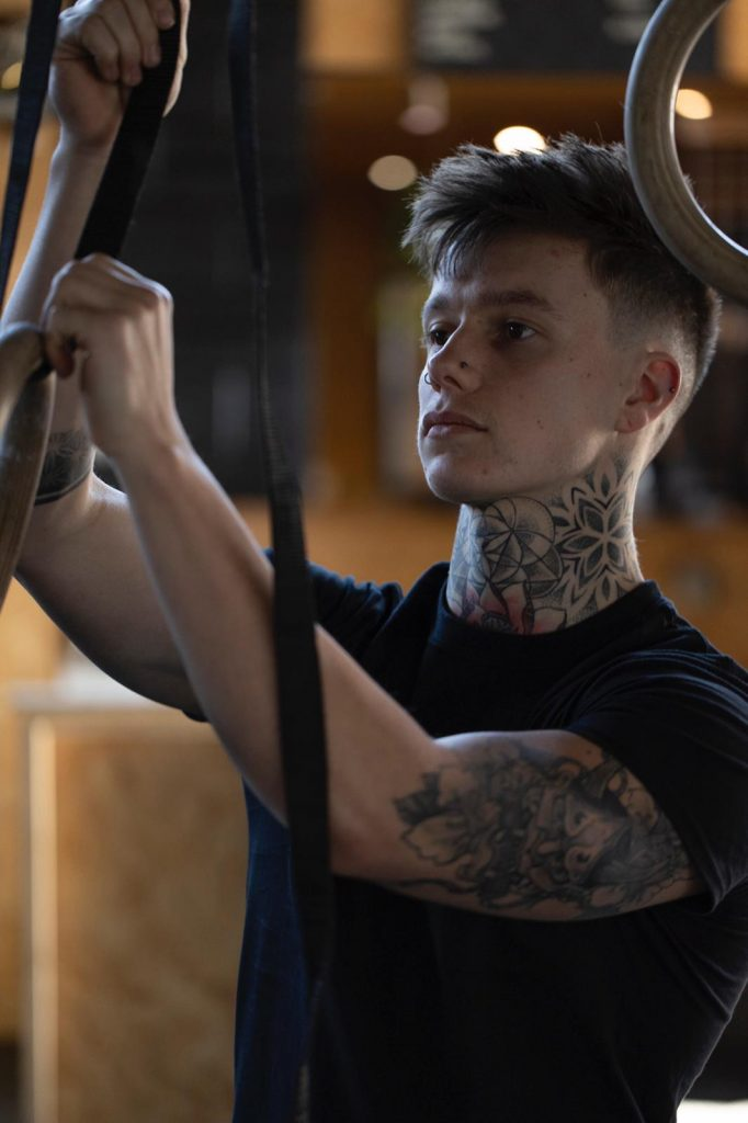Jay personal trainer