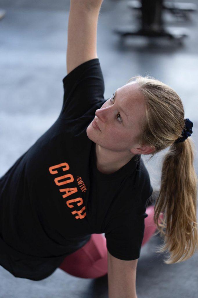 Naomi personal trainer