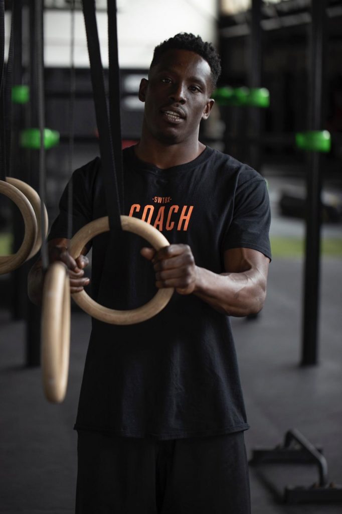 Sheldon Golding personal trainer