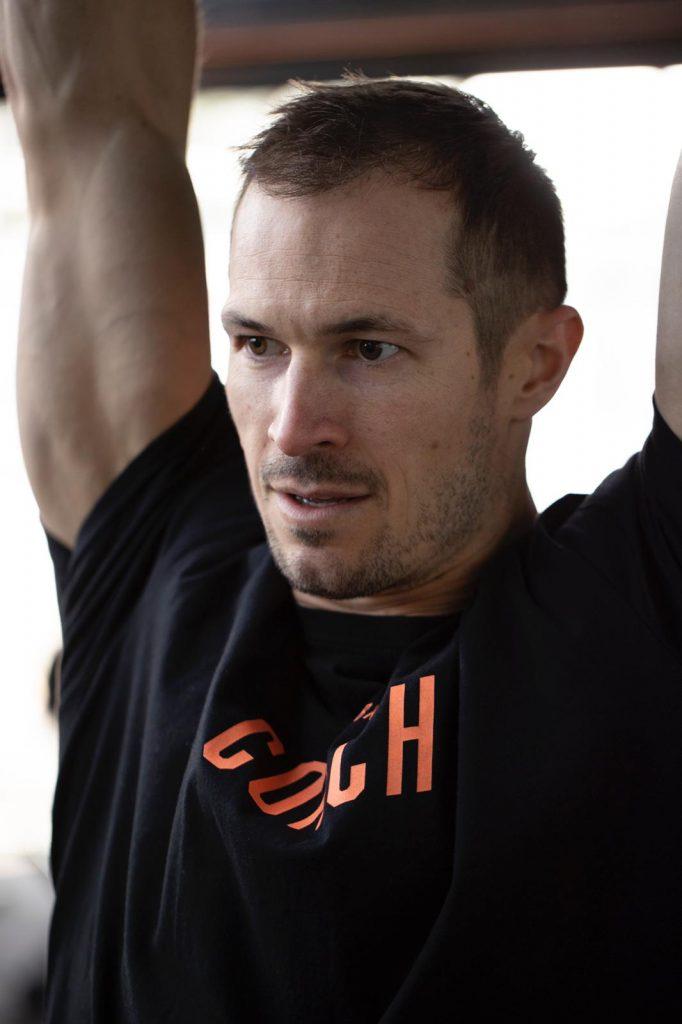 Tom Morgan personal training